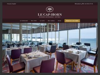 Restaurant Saint-Malo Vue Mer