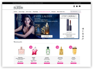 Burdin, une parfumerie Paris de qualité