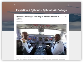Djibouti Air college