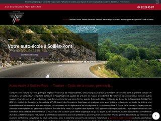 Obtenez votre permis de conduire  à Toulon