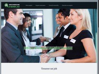 Votre site de recherche d'emploi