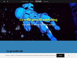 Conseils growth marketing