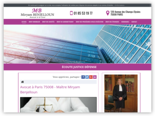 Cabinet d'avocat en saisie immobilière à Paris