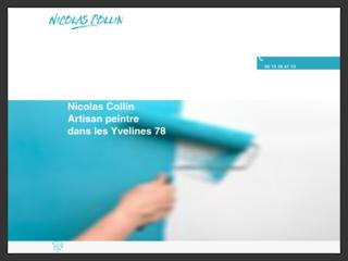 Collin Nicolas peintre en bâtiment, peinture78