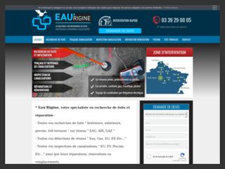 Entreprise de recherche de fuite à Valenciennes