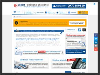 Expert téléphonie entreprise