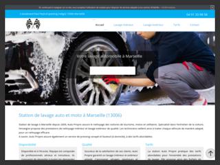 Trouvez une station de lavage auto à Marseille