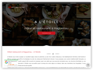 Restaurant traditionnel Alsacien