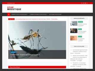 Stop moustique: infos et conseils pour éloigner les moustiques
