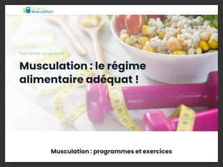 Régime-musculation