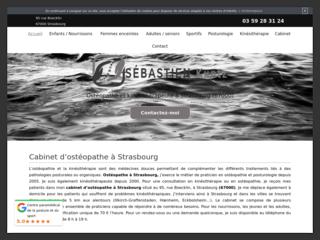 Cabinet d'ostéopathe pour  nourrisson à Strasbourg