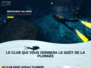 Secourisme et plongée sous-marine, le RIFAP