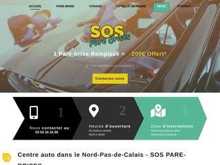 OUI GLASS: centre auto au Nord-Pas-De-Calais