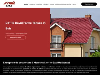 Société de couverture à Mulhouse