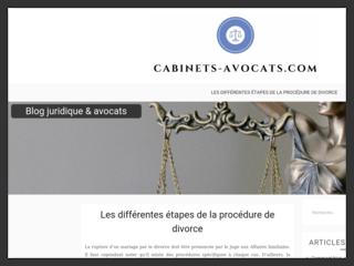 Blog juridique et avocats