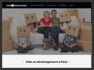 Aide au déménagement à Paris
