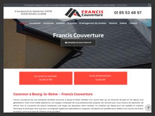 Couvreur à Bourg-la-Reine (92)