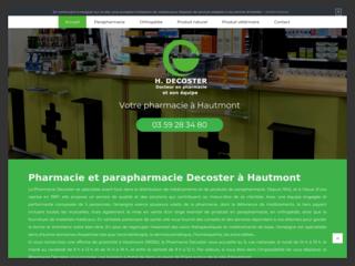 Votre pharmacie à Hautmont