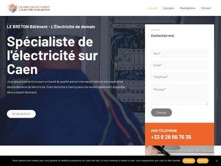 Électricien à Caen