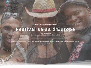Le top festival en Europe : festival salsa, bachata et kizomba (SBK)