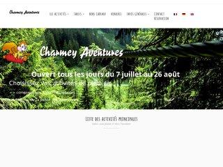 Parc aventures Charmey Suisse