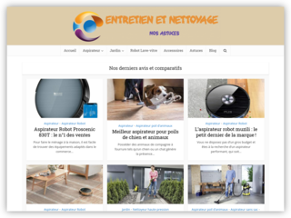 Guide du nettoyage