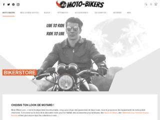 MOTO-BIKERS - La boutique biker !