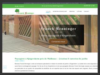 Entreprise d'entretien de jardin à Mulhouse
