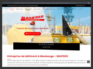 Entreprise de bâtiment à Maubeuge