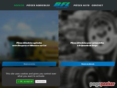BFL Distribution - Pièces auto et agricoles