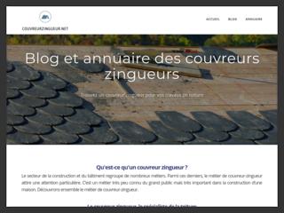 Blog et annuaire des couvreurs zingueurs