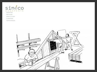 Sinéco Charpente : des charpentiers qualifiés pour votre maison bois