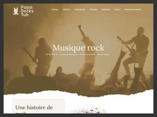 Tout savoir de la musique rock