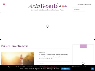 Votre plateforme de beauté