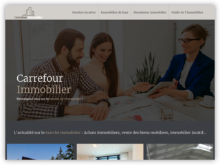 Carrefour immobilier