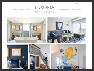 Luxoria, spécialiste de la rénovation de maisons, d'appartements et de villas