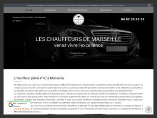 Trouver un chauffeur particulier à Marseille