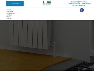 Société de climatisation à Tournai