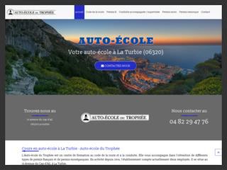 AUTO-ÉCOLE : Votre auto-école à La Turbie