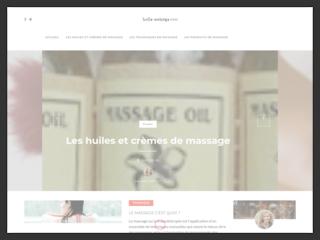 Tout savoir sur les huiles et crèmes de massage
