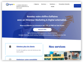 Agence web Biarritz