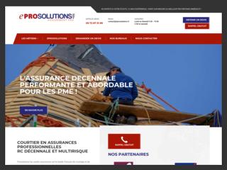 Une assurance décennale pour les PME
