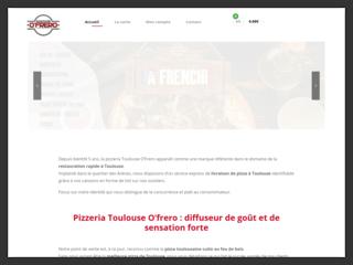 Pizzeria au feu de bois à Toulouse - Ofrero