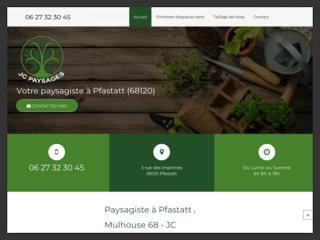 Entretien jardin à Mulhouse