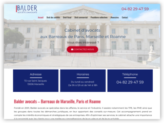 Avocat en droit des sociétés à Marseille