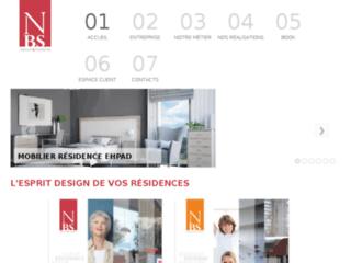 Mobilier EHPAD, résidences Seniors - NBS Mobilier et Décoration
