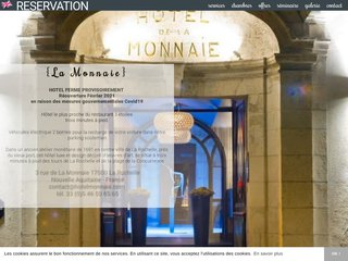Hôtel La Monnaie Art and Spa La Rochelle