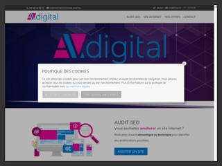 Développement et maintenance de site Internet professionnel