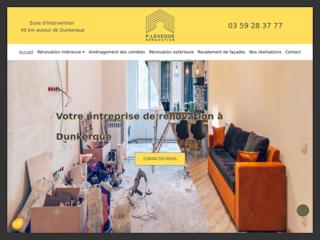 Travaux de rénovation à Dunkerque, PL Rénovation