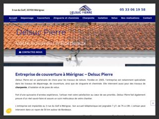 Delsuc Pierre, votre couvreur à Bordeaux et ses alentours